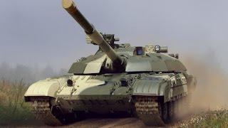 Танк Т-64БМ «Булат». Место механика-водителя. Обзор