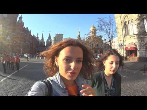VLOG: Viaje de una rusa loca: en Moscu!