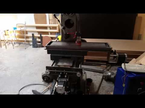 Max Hansel von Deckel CNC Mill Retrofit