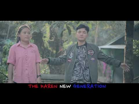 Karen hiphop song: Our love - San San poe (Official MV) ftia