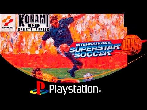International Superstar Soccer Deluxe [PlayStation]