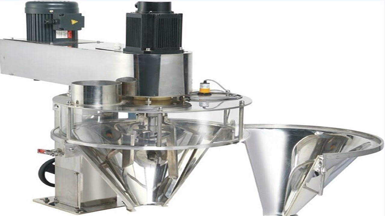 Screw Auger Powder Filling Packing Machine Automatic