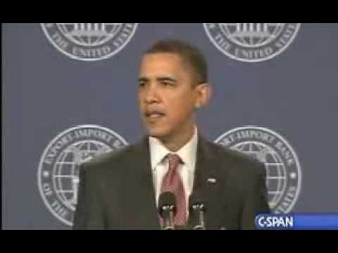 Pr. Obama Export Initiative (1 of 3) for Growth of Jobs, Economy, Business