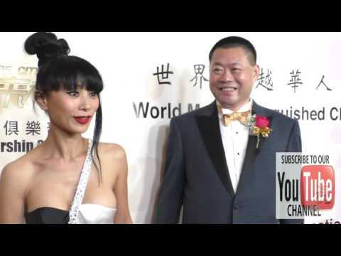 Bai Ling at The Sino American International Television Festival at Beverly Hilton in Beverly Hills