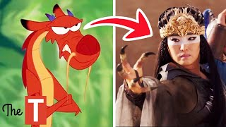 Disney's Mulan Live Action Movie Replaces Some Major Characters