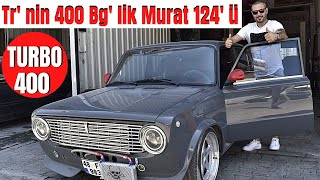 ÇILDIRTAN Murat 124 1.8 turbo 400 Bg