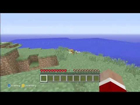 Minecraft Xbox- TU19 Hardcore Adventure Mode Survival - YouTube