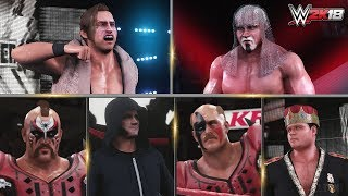 WWE 2K18 - 11 Created Wrestlers That Will Leave You Speechless (Amazingly Real)