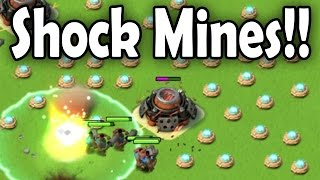 "MORE STUNS!! Introducing The ""SHOCK MINE"" 