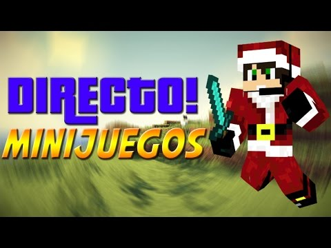 SERVERS NO PREMIUM MINECRAFT MINIJUEGOS! - DIRECTO