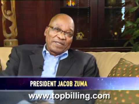 Top Billing | Interview with President Jacob Zuma