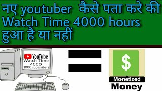 How many YouTube channel was monetize without 4000hrs watchtime and 1k subscribe