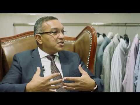 Dr. Salimo Abdula, PCA da Intelec Holdings e Presidente da empresarios CE-CPLP.