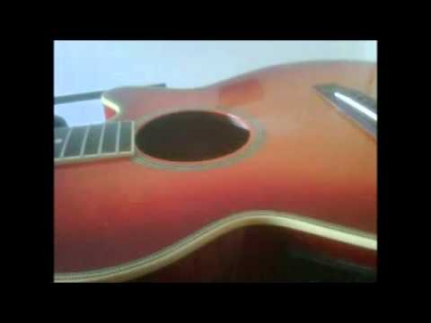 Ten Storey Love Song (Ropey slow acoustic The Stone Roses cover)