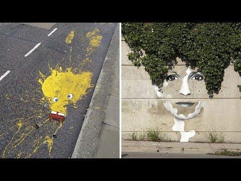 Zeki Sokak Sanatçıları Sıradan Şeyleri Tekrar Tasarlarsa