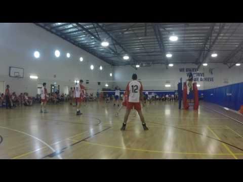 IGS V NC First VI GPS Volleyball 2016