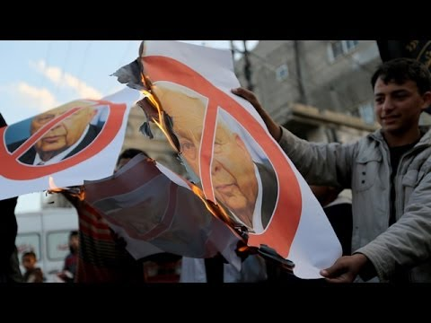 Ariel Sharon death: Palestinians share thoughts on former prime minister