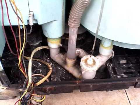 Cara Praktis Memperbaiki Pembuangan Air Mesin Cuci