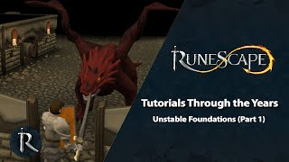 RuneScape's Tutorials Through the Years - Unstable Foundations (pt. 1)