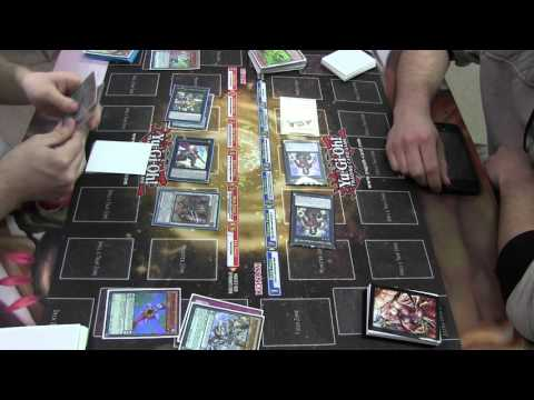 Yugioh locals Sioux City R2 Burning Abyss vs. Dracopals