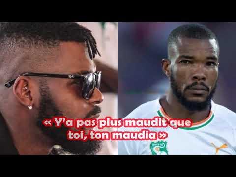 CAN 2019 : Dj Arafat attaque Serey Dié pour son penalty manqué !