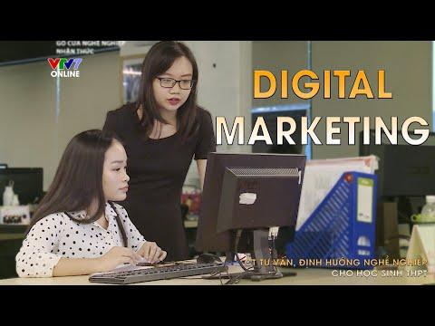 Chọn nghề phù hợp | Nhận thức - Nghề Digital Marketing | Gõ cửa nghề nghiệp Số 6