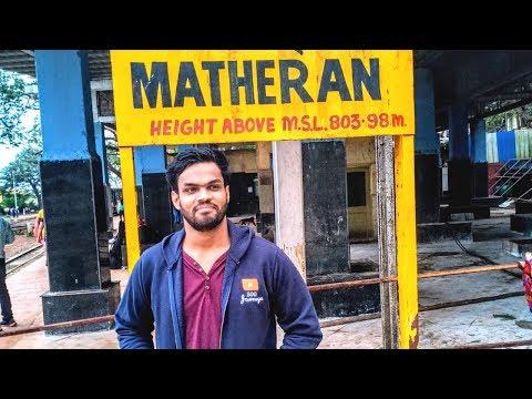 mumbai-to-matheran-by-car- -matheran-toy-train