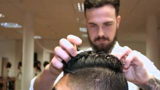 nvq level 2 barbering course
