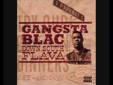 Gangsta Blac - Gitty Up Bout Ya Hog