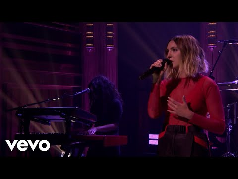 Julia Michaels  Worst In Me  On The Tonight Show Starring Jimmy Fallon