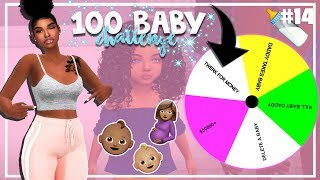 SIMS 4 100 BABY CHALLENGE with A TWIST #14 *SOO MANY BDAY'S*