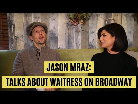 Tamsen Interviews Jason Mraz