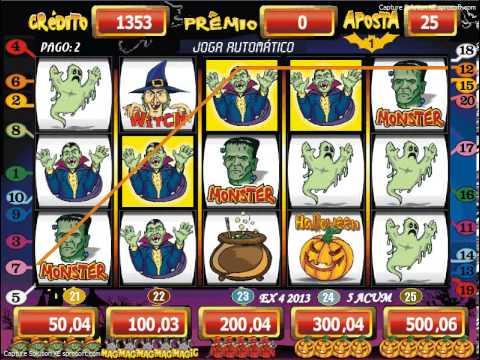 Jogar caca niquel halloween 3 gratis