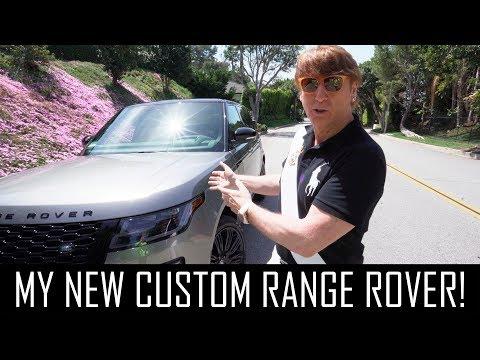 MY BRAND NEW RANGE ROVER!