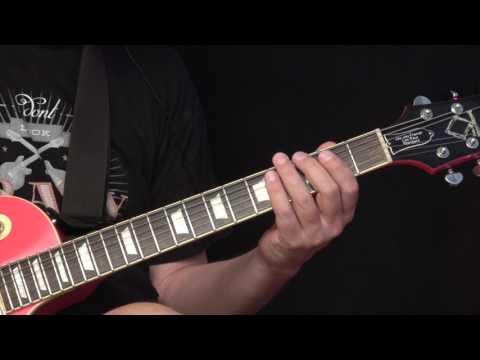 Ain't No Fun ( AC DC ) - Guitar Lesson
