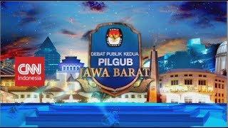 FULL - Debat Publik Kedua Pilgub Jawa Barat