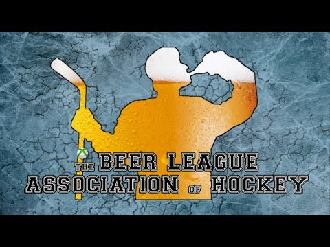 the BEER LEAGUE ASSOCIATION of HOCKEY