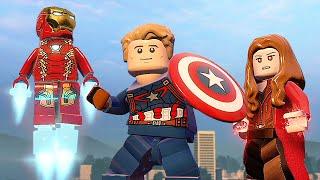 ГРАЖДАНСКАЯ ВОЙНА - LEGO Marvel's Avengers (DLC)