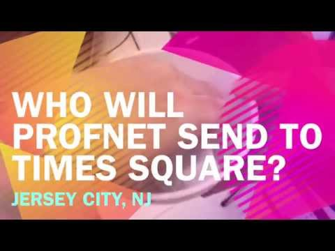 ProfNet Times Square Promotion