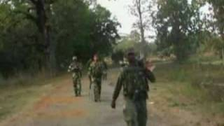 Operation Green Hunt Launched in Central India against Maoists