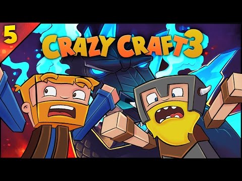 Minecraft Mods ★ SUPER PLANE IN MY POCKET (5) ★ Crazy Craft 3