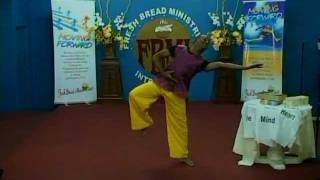 """All I have to give"" - Mali Music Worship Dance"