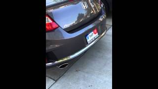 2015 Honda Accord Coupe V6 Walkaround
