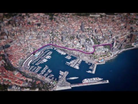 Le Grand Prix de Monaco de Formule 1