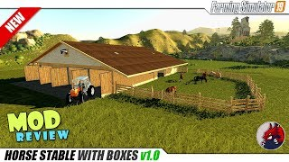"[""BEAST"", ""Simulators"", ""Review"", ""Timelapse"", ""Let'sPlay"", ""FarmingSimulator19"", ""FS19"", ""FS19ModReview"", ""FS19ModsReview"", ""HORSE STABLE With Boxes""]"