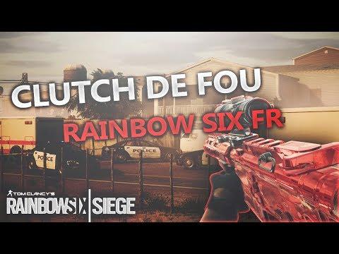 Mon Plus Beau Clutch ? - Rainbow Six Siege Fr