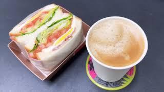 BELT Sandwich 뚜레쥬르 비이엘티 샌드위치