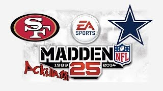 Madden 25 Online Ranked Game | Cowboy Quitter