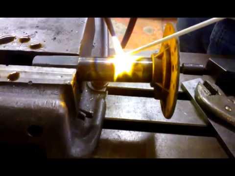 Soldar con bronce doovi for Como soldar cobre