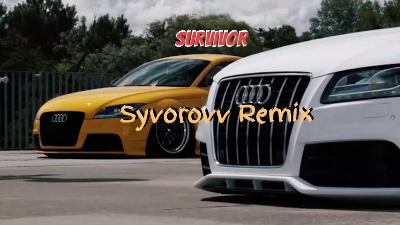 Destiny's Child - Survivor (Syvorovv Remix) New remix 2019